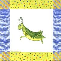 George Grasshopper Fine-Art Print