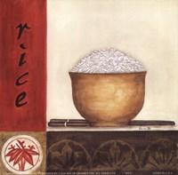 Rice Fine-Art Print