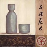 Sake Fine-Art Print