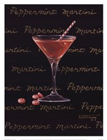 Peppermint Martini Fine-Art Print