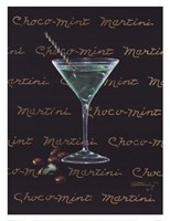 Choco-Mint Martini Fine-Art Print