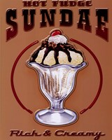 Hot Fudge Sundae Fine-Art Print