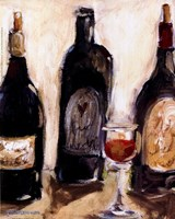 Glass Of Red Fine-Art Print