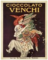 Cioccolato Venchi Fine-Art Print