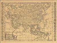 Asia, 1802 Fine-Art Print
