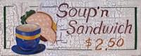 Soup N Sandwich Fine-Art Print