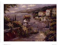 Capri Vista II Fine-Art Print