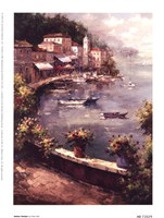 Italian Harbor Fine-Art Print
