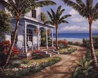 Summer House I Fine-Art Print