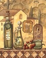 Flavors Of Tuscany III - Mini Fine-Art Print