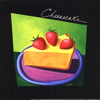 Cheesecake - Mini Fine-Art Print