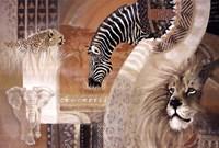 African Colors Fine-Art Print