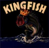 Kingfish Fine-Art Print