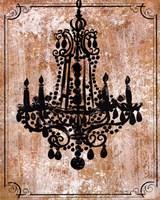 Chandelier I Fine-Art Print