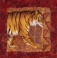 Tiger Safari Fine-Art Print