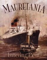 Mauretania Fine-Art Print