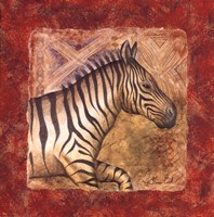 Zebra Safari Fine-Art Print