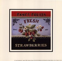 Fresh Strawberries - Special Fine-Art Print