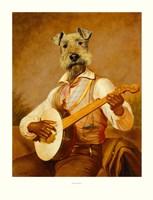 Troubadour Fine-Art Print