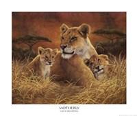 Motherly Fine-Art Print