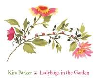 Ladybugs In The Garden Fine-Art Print