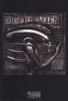 Giger's Alien Wall Poster