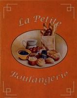 La Petite Boulangerie Fine-Art Print