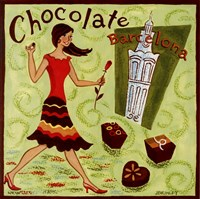 Spanish Chocolate Fine-Art Print