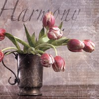 Dutch Tulips II Fine-Art Print