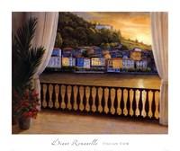 Italian View Fine-Art Print