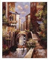 Venice Canal II Fine-Art Print