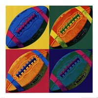 Ball Four - Football Fine-Art Print