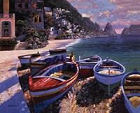 Capri Cove Fine-Art Print