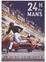24H Du Mans Fine-Art Print