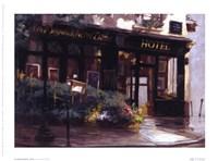 A Small Hotel, Paris Fine-Art Print