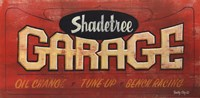 Shadetree Garage Fine-Art Print