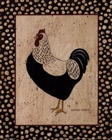 Whiteback Chicken Fine-Art Print
