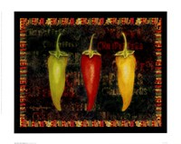 Red Hot Chili Peppers II Fine-Art Print