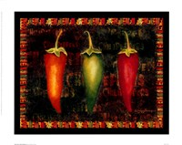 Red Hot Chili Peppers I Fine-Art Print
