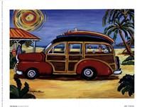 Red Woody Fine-Art Print