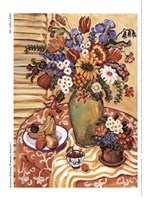 Provence Interior I Fine-Art Print