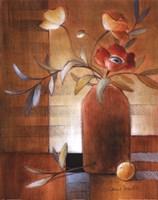 Afternoon Poppy Still Life II Fine-Art Print