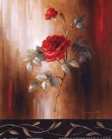 Crimson Rose II Fine-Art Print