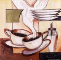 Caffe Fine-Art Print