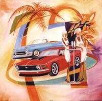 Classic Cool II Fine-Art Print