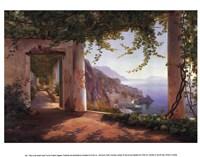 View to the Amalfi Coast Fine-Art Print