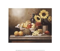 On the Kitchen Table Fine-Art Print