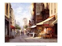 Marche Parisien Fine-Art Print