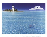 Boca Chita Lighthouse Fine-Art Print