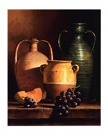 Jugs on a Ledge Fine-Art Print